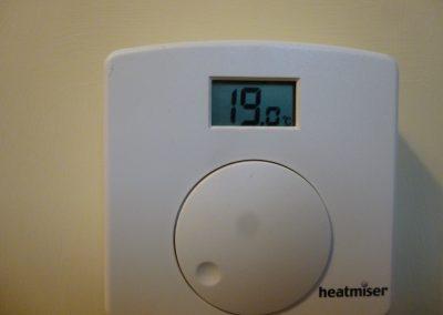 heat controls